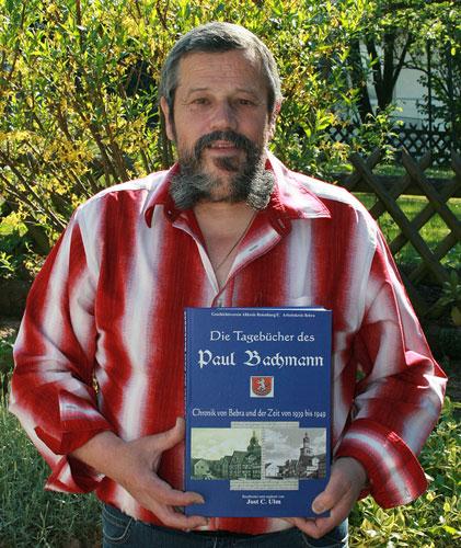 Der Autor und sein Buch
